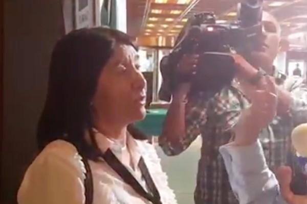 Miroslava Sánchez reconoció que es necesario cuidar las formar y mantener comunicación entre funcionarios. Foto: Especial