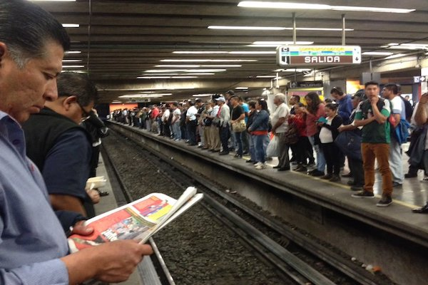 Metro chabaco