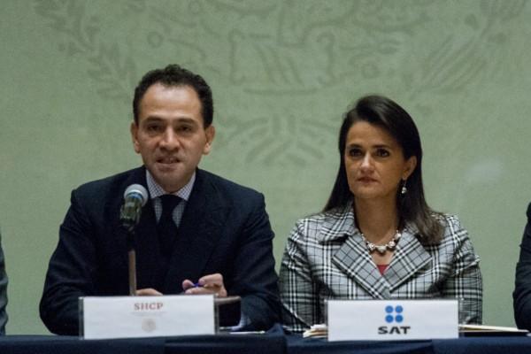 Ante inversionistas, Arturo Herrera aseguró que el gobierno federal trabaja en mejorar la recaudación del país. Foto: Cuartoscuro
