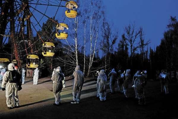 El 26 de abril de 1986 se realizó una prueba de seguridad en cuatro de los ocho reactores de Chernobyl para comprobar si eran seguros. FOTO: ESPECIAL