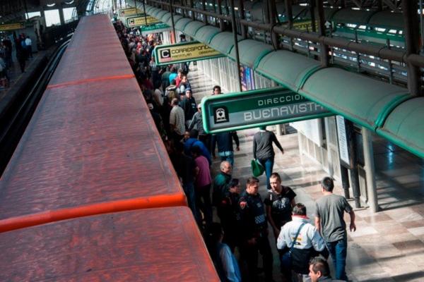 Línea B Metro. Foto: especial.