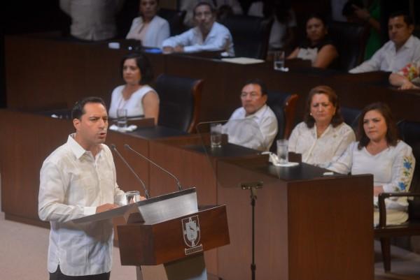 Mauricio Vila Yucatán