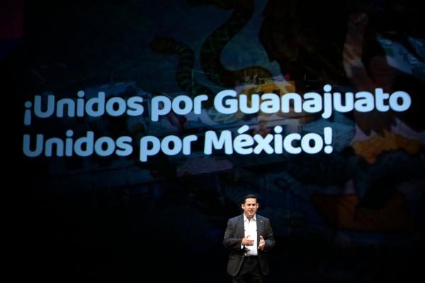 Diego Sinhue Rodríguez Guanajuato