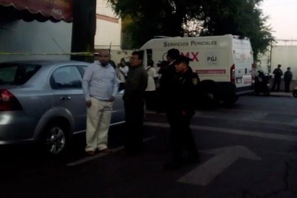 Los hechos tuvieron lugar en la colonia Buenavista cerca de las 07:00 horas. Foto: Especial
