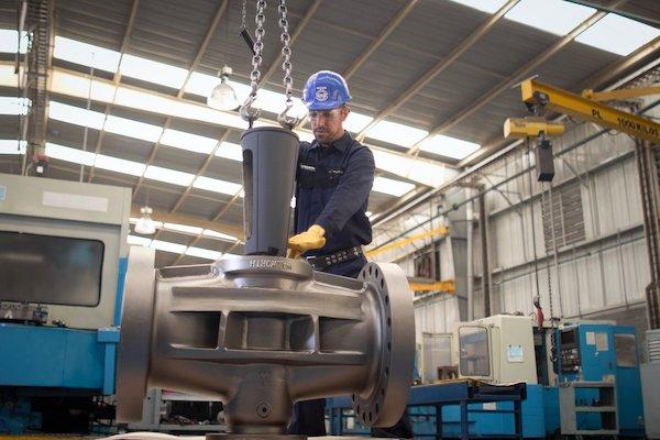 Empresa fabricadora de válvulas