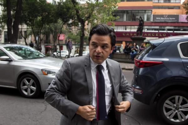 Zoé Robledo, nuevo titular del IMSS. Foto: Cuartoscuro