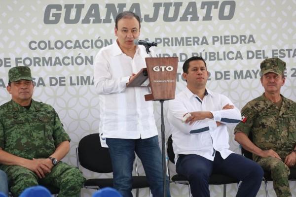 Durante su participación, Alfonso Durazo también celebró la aprobación de las leyes secundarias de la Guardia Nacional. Foto: Twitter