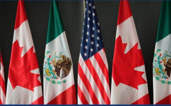 En Estados Unidos se percibe un ambiente de interés por la ratificación del nuevo TLCAN por parte de la administración de Donald Trump. FOTO: ESPECIAL