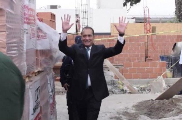 Luis Ángel Bravo fue detenido y vinculado en el mes de junio de 2018. FOTO: ESPECIAL