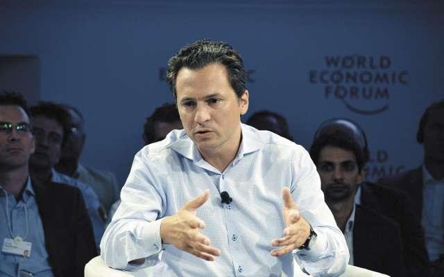 Emilio Lozoya fue uno de los funcionarios más cercanos al presidente EPN.FOTO: CUARTOSCURO