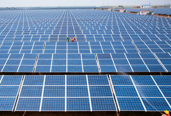55 millones de paneles en techos y granjas solares se plantea en el proyecto de nación de AMLO. FOTO: ESPECIAL