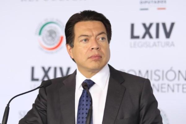 Mario Delgado Guardia Nacional
