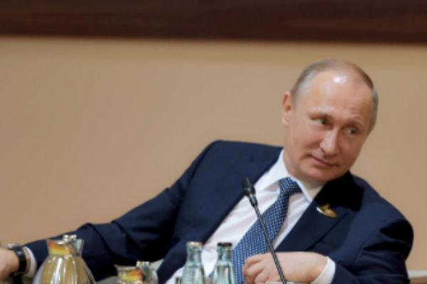 Vladimir Putin y la ex gimnasta olímpica han sido relacionado sentimentalmente en 2008