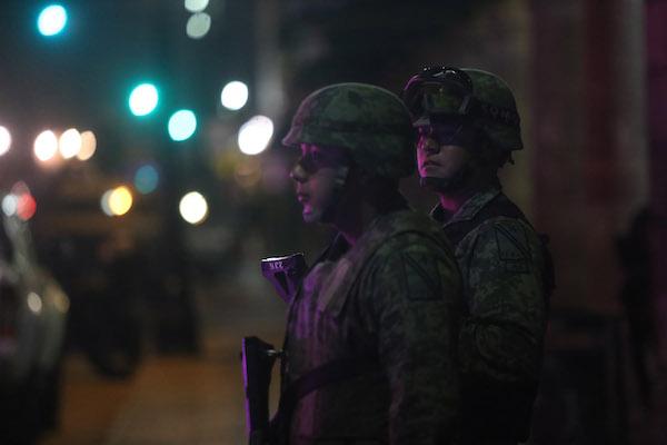 Guardia Nacional en Morelos