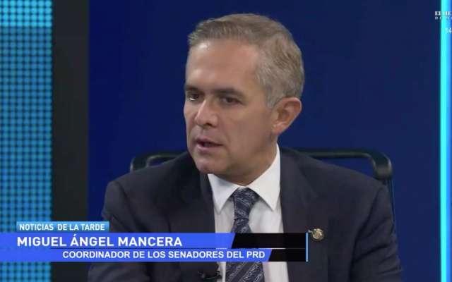 Miguel Ángel Mancera. Foto: Especial