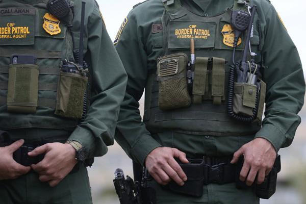 agentes fronterizos