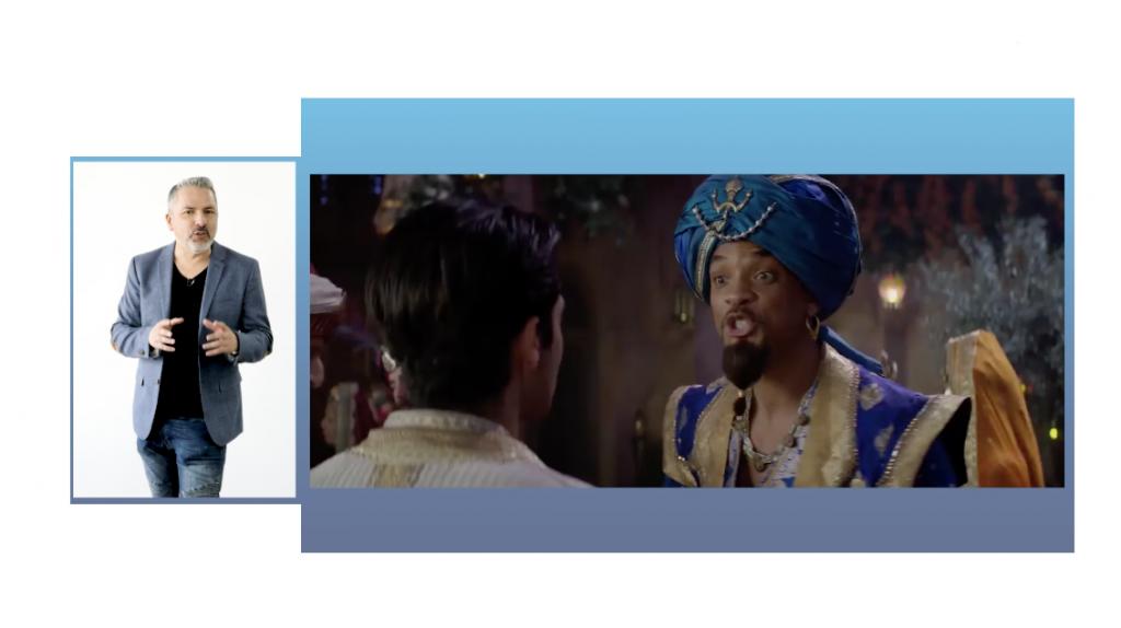 Aladdin: ¿Un musical tradicional?