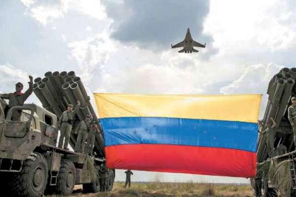 El gobierno estadounidense ha declarado que evalúa una intervención militar.  FOTO: ESPECIAL