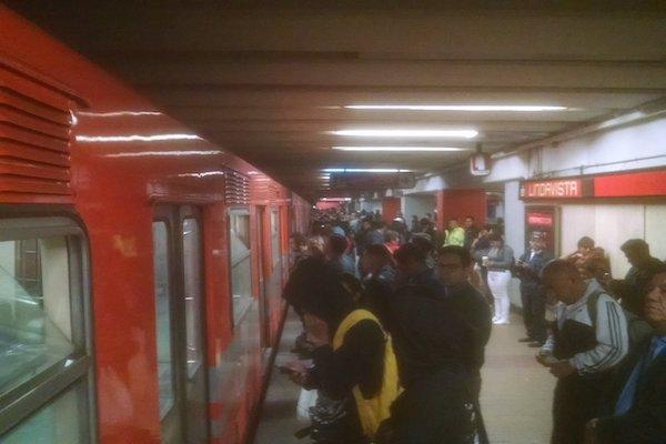 Reporte del Metro