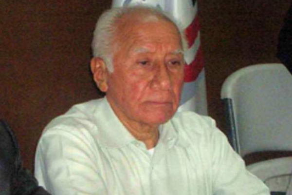 A los 78 años de edad, el exgobernador de Michoacán, Ausencio Chávez Hernández, falleció
