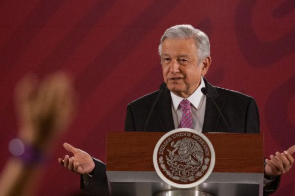 AMLO aclaró que Presidencia no filtro la información. Foto:Cuartoscuro