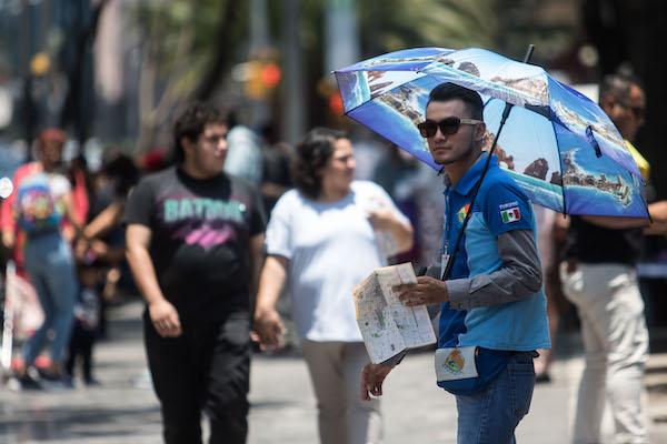 Pronóstico del clima en México, 25 de mayo