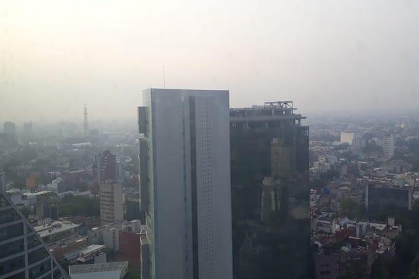 Calidad del aire 25 de mayo