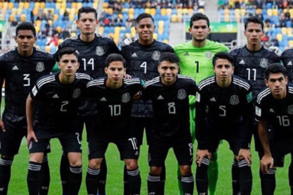 El conjunto mexicano enfrentará su segundo partido este domingo. FOTO: ESPECIAL