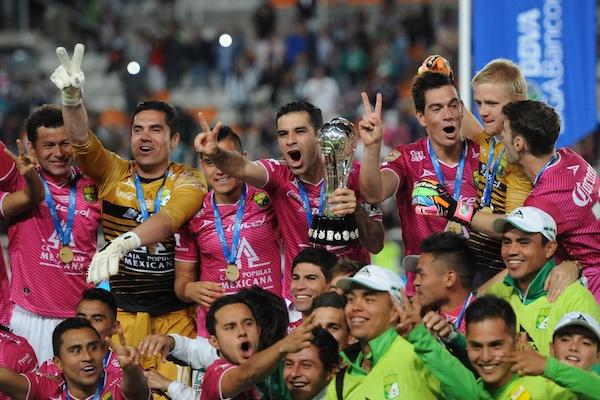 Último campeonato del León