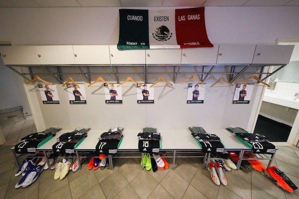México Sub 20 Mundial en Polonia