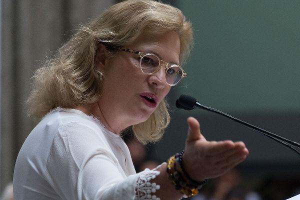 Josefa González renunció a través de una carta dirigida al presidente Andrés Manuel López Obrador. Foto: Cuartoscuro