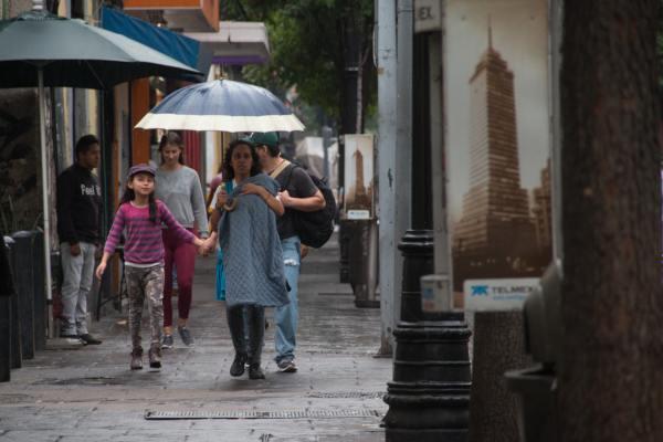 En la Ciudad de México la temperatura máxima será de 28 a 30 grados Celsius y mínima de 14 a 16 grados Celsius. Foto: Archivo | Cuartoscuro