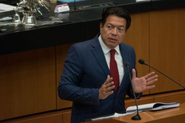 Mario Delgado recalcó la importancia del Plan Nacional de Desarrollo pues por primera vez se somete al análisis de la sociedad