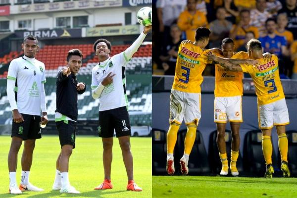 León vs Tigres, Final Clausura 2019. Foto: Especial.