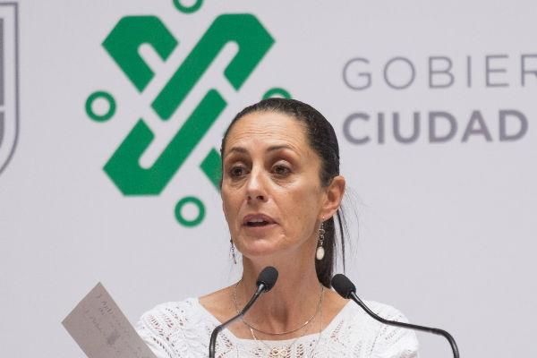 Sheinbaum Pardo, anunció la implementación del programa Basura Cero y Economía Circular del manejo de los residuos sólidos