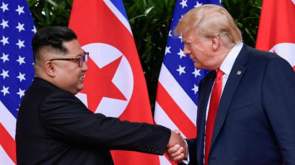 La cumbre de febrero en Hanói terminó abruptamente sin que Kim o Trump cedieran. Foto: Especial