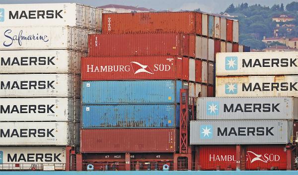 China vende a México 11 veces más de lo que comercializamos a ellos. Foto: REUTERS