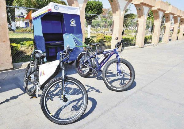 Municipios como Juchitepec ya cuentan con permisos para este tipo de vehículos. FOTO: ESPECIAL