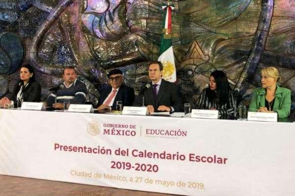 Calendario Escolar 2020 Cantabria.Sep Presenta Calendario Escolar 2019 2020 Abarca 190 Dias De Clases