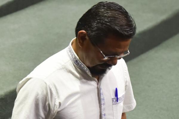Morena ratificó la suspensión por seis meses de los derechos partidarios de Cipriano Charrez. Foto: Archivo   Cuartorscuro