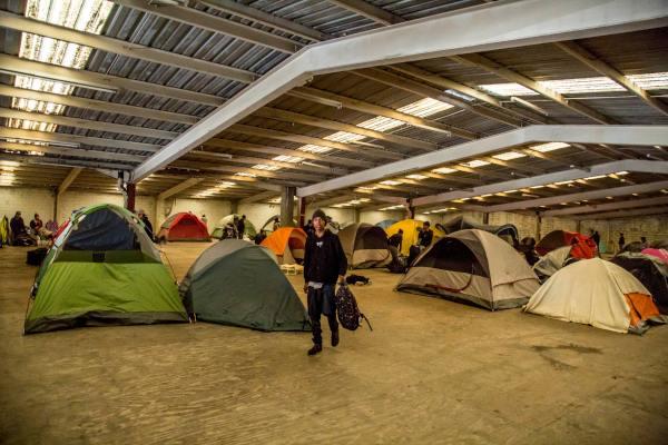 enfermedades en migrantes en albergues de Matamoros