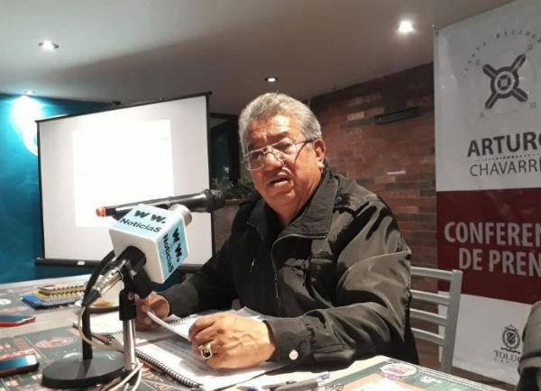 El edil de Toluca, pidió a López Obrador revisar y rectificar todo lo que dejó mal la pasada administración. FOTO: ESPECIAL
