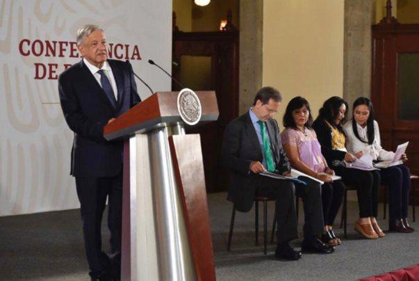 AMLO Carlos Salinas Ernesto Zedillo SEP