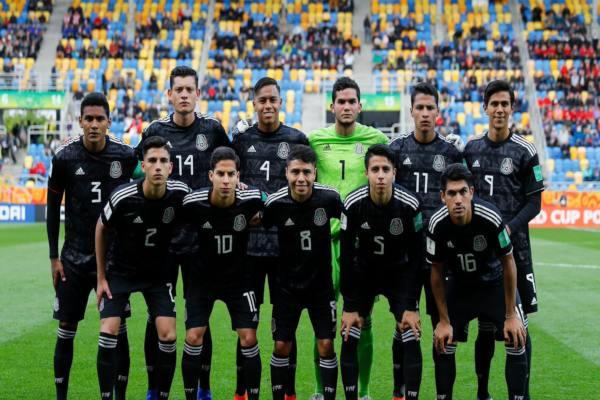 Selección Mexicana debe ganarle a Ecuador en el Mundial Sub 20