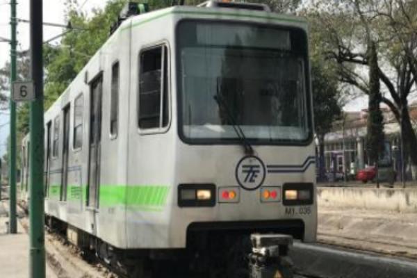 Tren Ligero cierra estaciones por mantenimiento