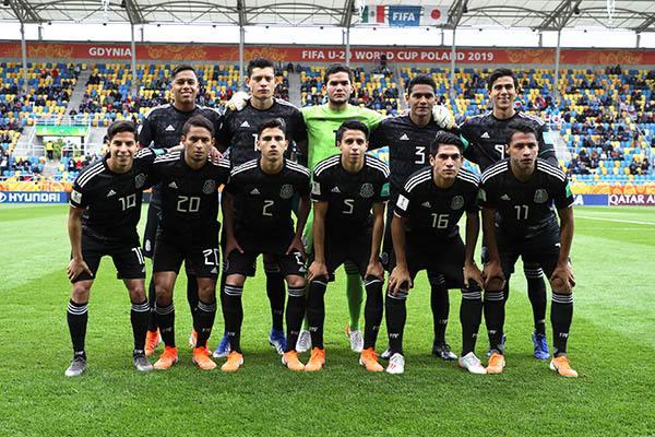 México vs Ecuador en el mundial sub 20