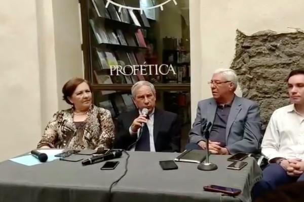 Enrique Cárdenas propone plataforma para denunciar actos ilícitos en elecciones Puebla