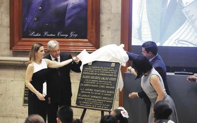 Se cumplen 100 años de la muerte del poeta Amado Nervo.FOTO: ESPECIAL