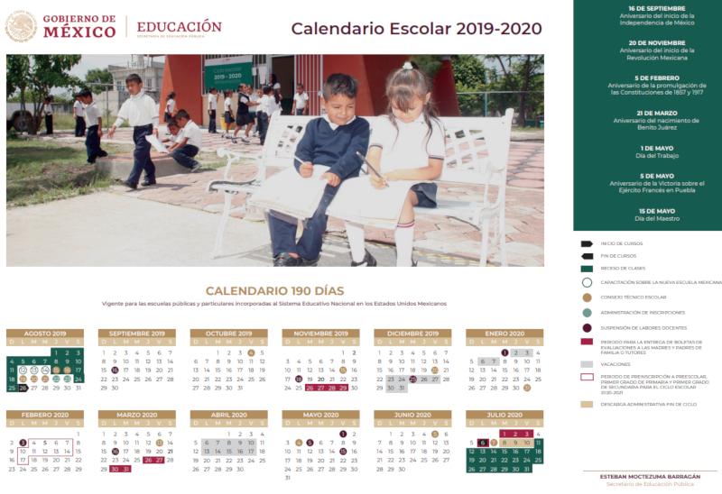 Calendario Escolar Asturias 2020 2019.Vacaciones Puentes Y Todo Lo Que Debes Saber Del Calendario Escolar