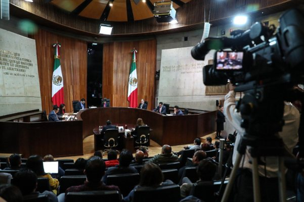 Tribunal Electoral Trife Baja California